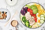 企業食堂承包公司提到合理的膳食搭配可以提供員工身體能量